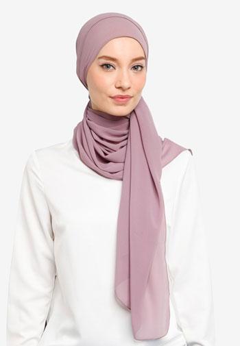 Jenis-Jenis Jilbab - Jilbab Instan Modifikasi