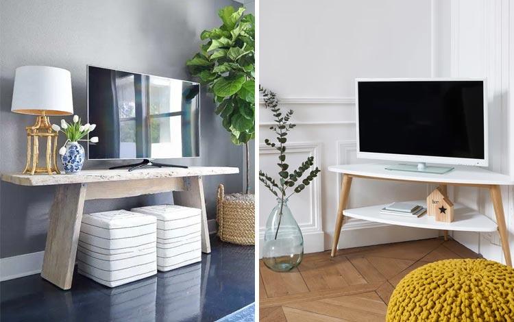 Rekomendasi Meja Tv Minimalis Modern Untuk Mempercantik Ruang Tamu Blog Unik
