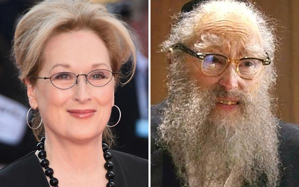 Meryl Streep - Rabbi