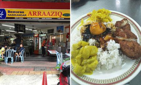 Tempat makan terbaik di Kuala Lumpur, Malaysia