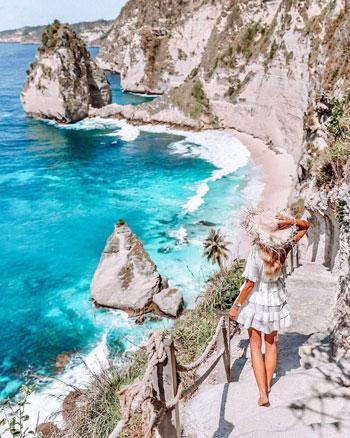 15 Pantai Terbaik dan Terindah di Bali - Pantai Atuh