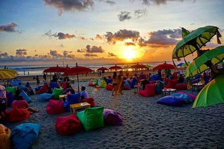 15 Pantai Terbaik dan Terindah di Bali - Pantai Double Six