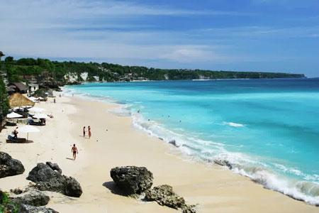 15 Pantai Terbaik dan Terindah di Bali - Pantai Dreamland