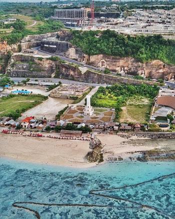 15 Pantai Terbaik dan Terindah di Bali - Pantai Pandawa