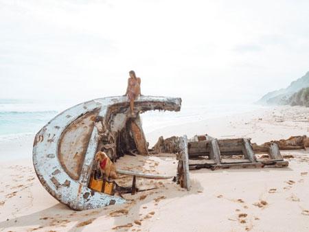 15 Pantai Terbaik dan Terindah di Bali - Pantai Nyang Nyang