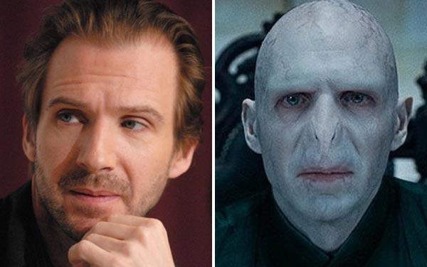 Ralph Fiennes - Lord Voldemort