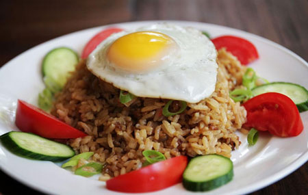 Aneka resep nasi goreng simple dan praktis