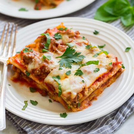 Aneka Resep Pasta - Resep Pasta Lasagna
