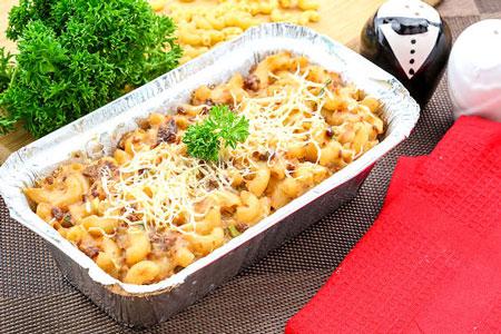 Aneka Resep Pasta - Resep Pasta Macaroni Schotel