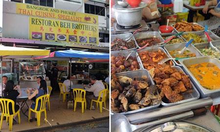 Tempat Makan Murah Meriah DI Kuala Lumpur, Malaysia