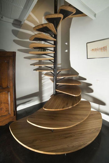 Inspirasi Desain Tangga Modern