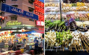 Tempat makan terbaik di Malaysia