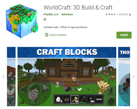 Daftar Game Mirip Minecraft