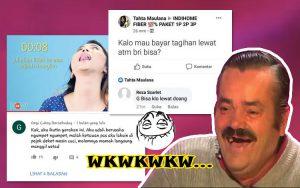 Komentar lucu netizen