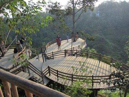 Tempat wisata terbaik di Ubud Bali