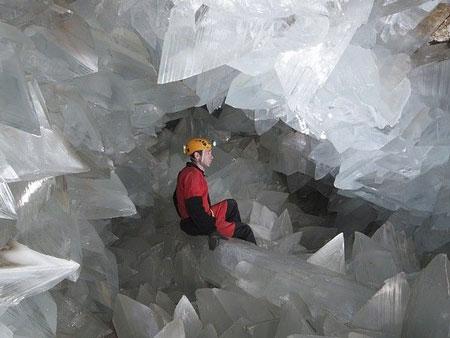 Fakta seputar tambang Naica Mine di Meksico