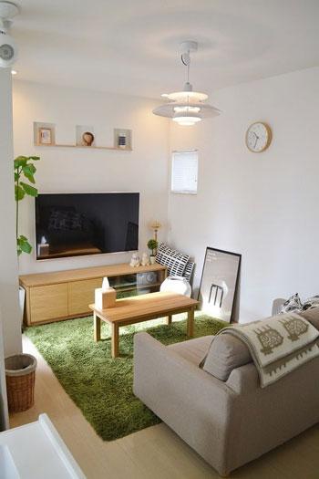 Inspirasi Desain Ruang Keluarga Minimalis