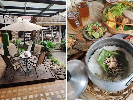 Rumah Makan Khas Sunda Terbaik di Bandung