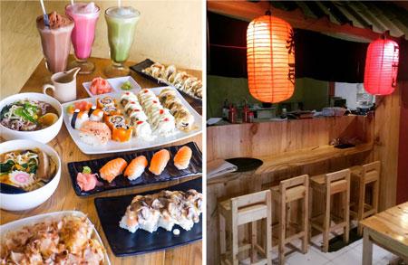 Restoran Jepang Terbaik di Semarang