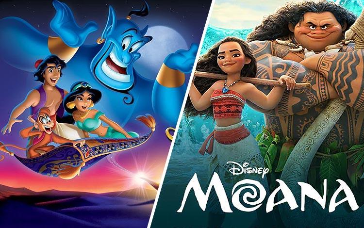 Film animasi Disney terbaik