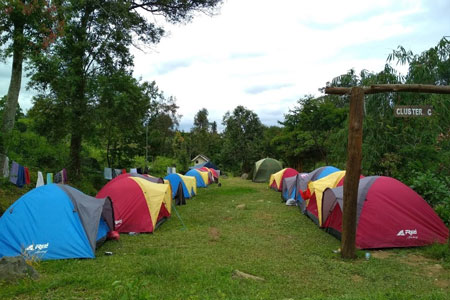 Tempat Camping Terbaik Di Bogor