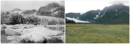 Kondisi Bumi Sebelum dan Sesudah Pemanasan Global