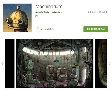 Game Petualangan Android Terbaik