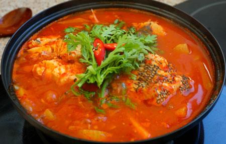 Deretan Makanan Pedas Asal Korea