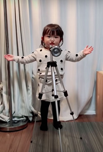 Nonoka Murakata, Balita asal Jepang dengan Kemampuan Bernyanyi yang Menakjubkan