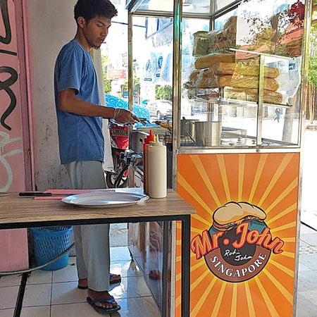 Bisnis Franchise Makanan dan Minuman modal kecil