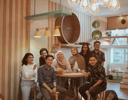 Tempat Nongkrong Instagramable di Bekasi