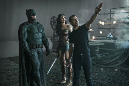 Sinopsis Film Justice League Snyder Cut