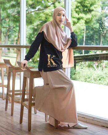 OOTD Hijab Kekinian