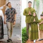 Baju Couple Lebaran