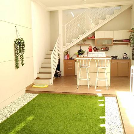 Inspirasi Desain Dapur Minimalis dengan konsep Terbuka