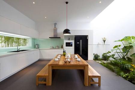 Inspirasi Desain Dapur Terbuka