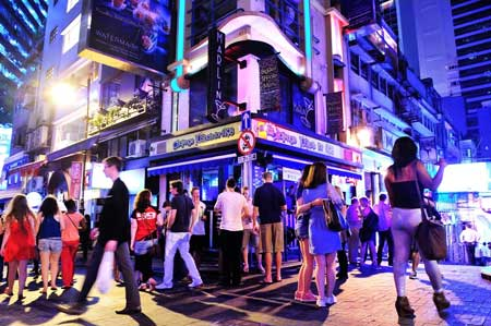 Tempat Wisata Terbaru Dan Terpopuler Di Hongkong