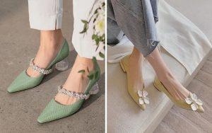 Sepatu Wanita Korea Lagi Hits