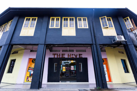 Penginapan Murah Di Singapura
