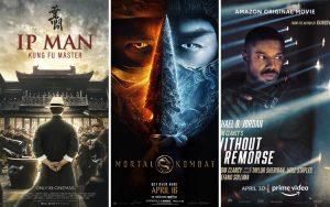 Film bioskop dan streaming terbaru, April 2021