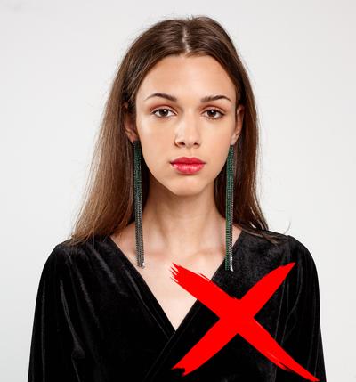 Tips Fasion Untuk Wanita Dengan Leher Panjang