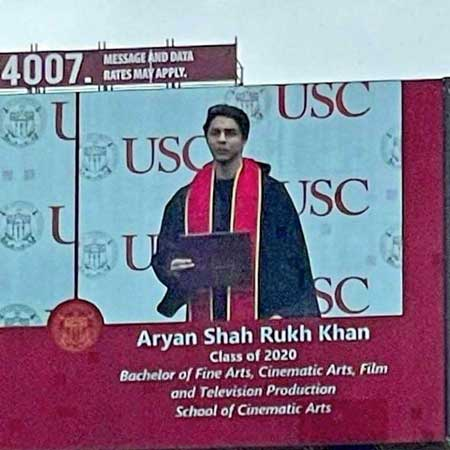 Fakta Aryan Khan