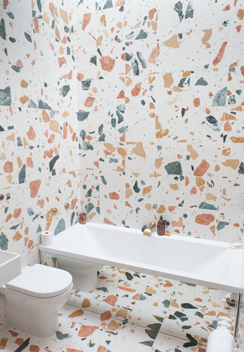 Inspirasi Motif Keramik Dinding dan Lantai 2021