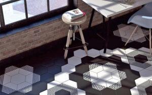 Motif Keramik Dinding dan Lantai