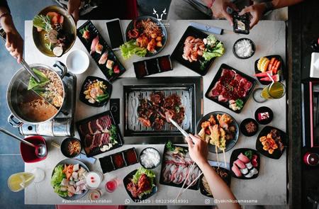 Restoran All You Can Eat Di Denpasar Bali