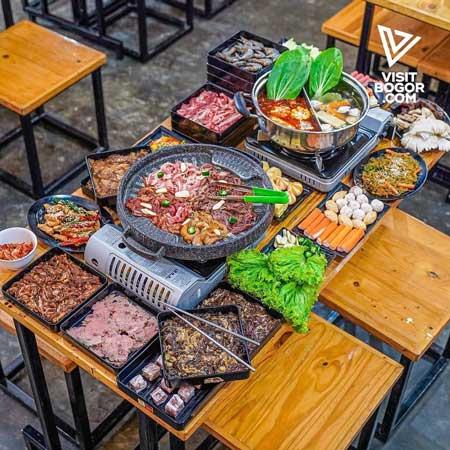 Restoran All You Can Eat Di Bogor