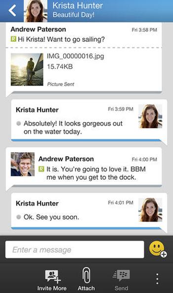 Beberapa Hal Yang Paling Ngangenin Dari BBM Messenger