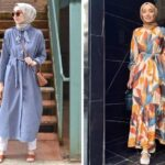 OOTD Hijab Dress Casual