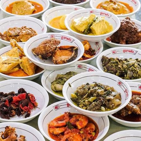 Rumah Makan Padang Terenak Di Jakarta
