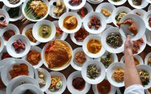 Restoran Padang di Jakarta
